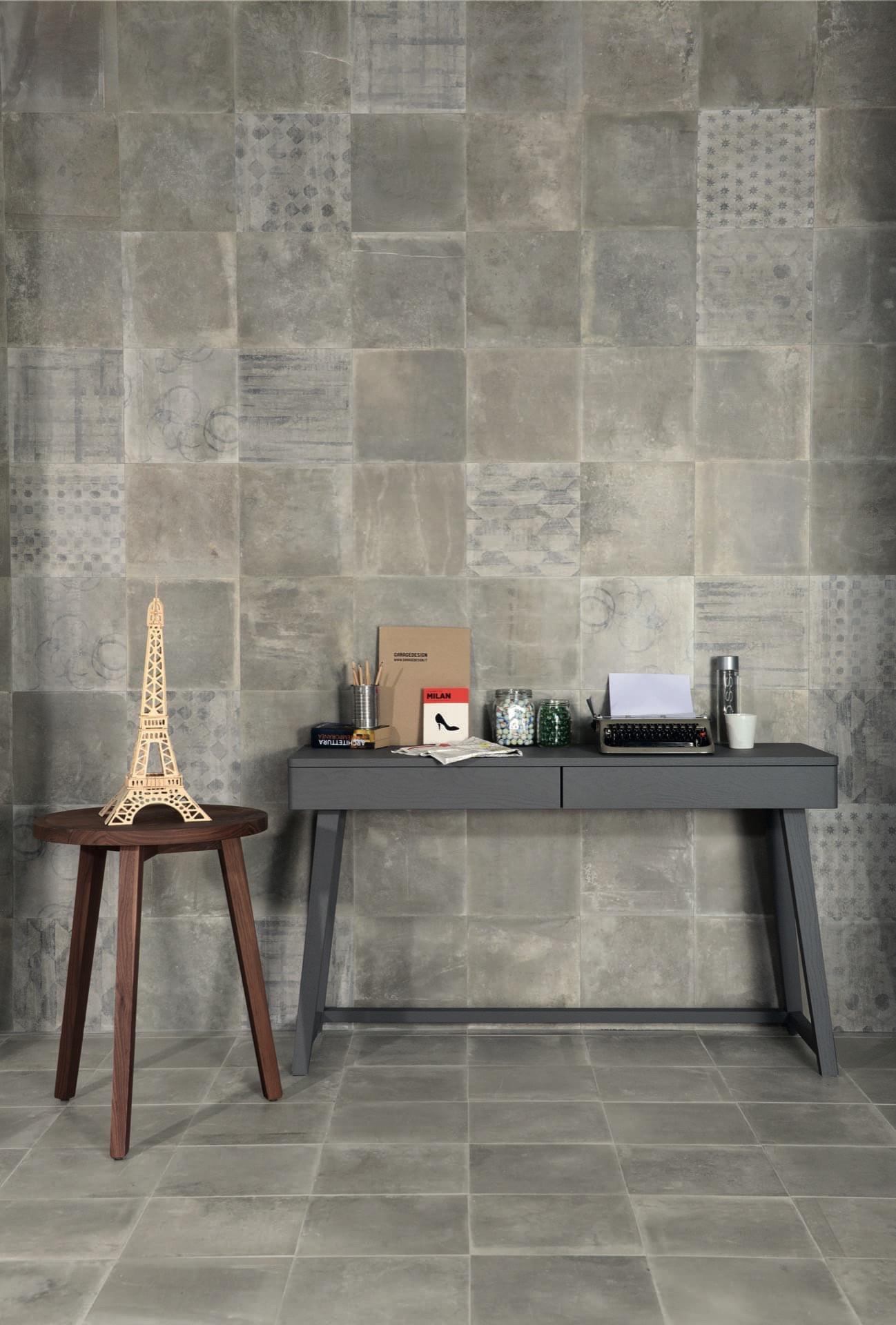 Dust Grey 30x30-Veil_Studio Sala mostra