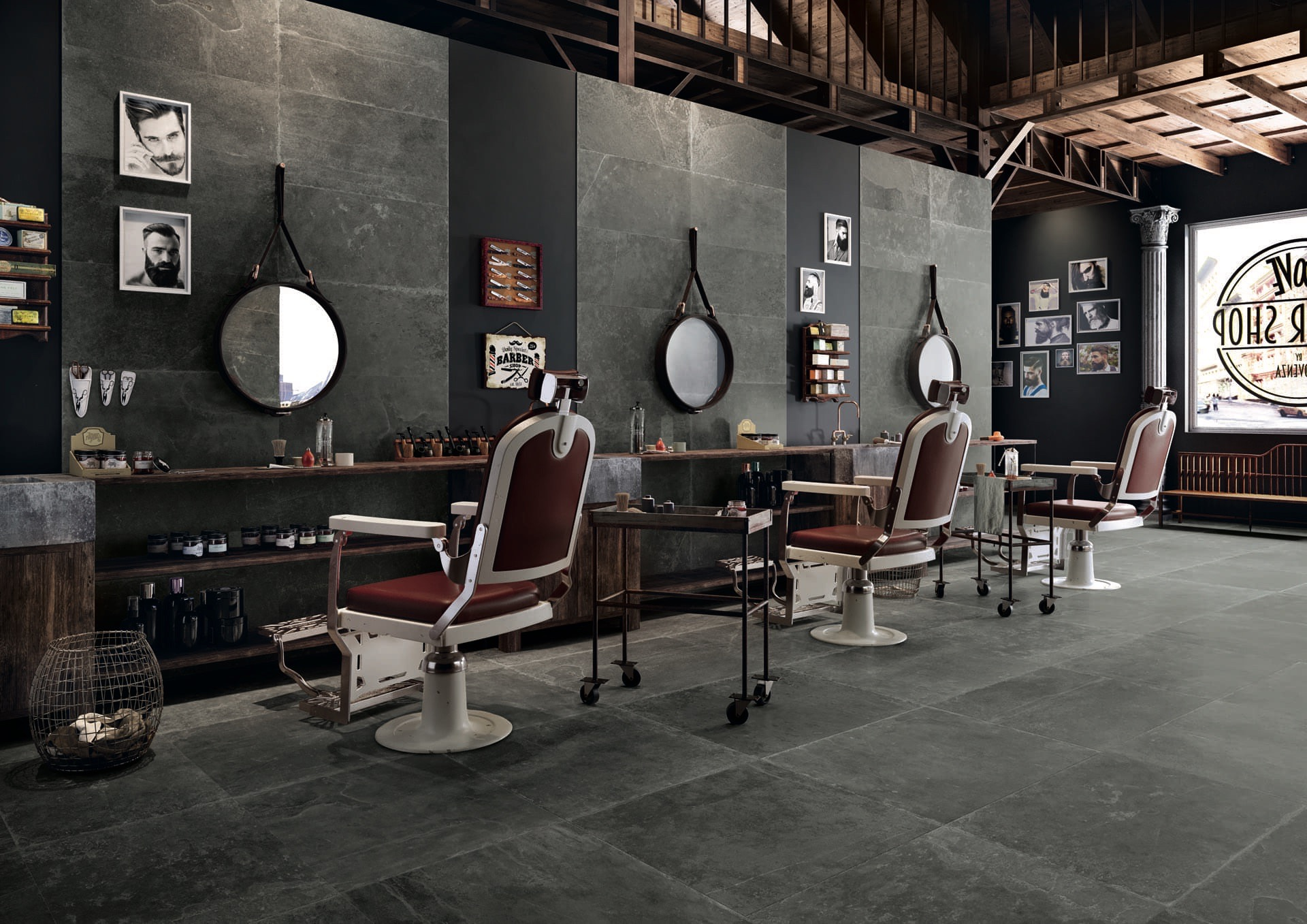 Groove Barber shop_mistique black 80x80-45x90