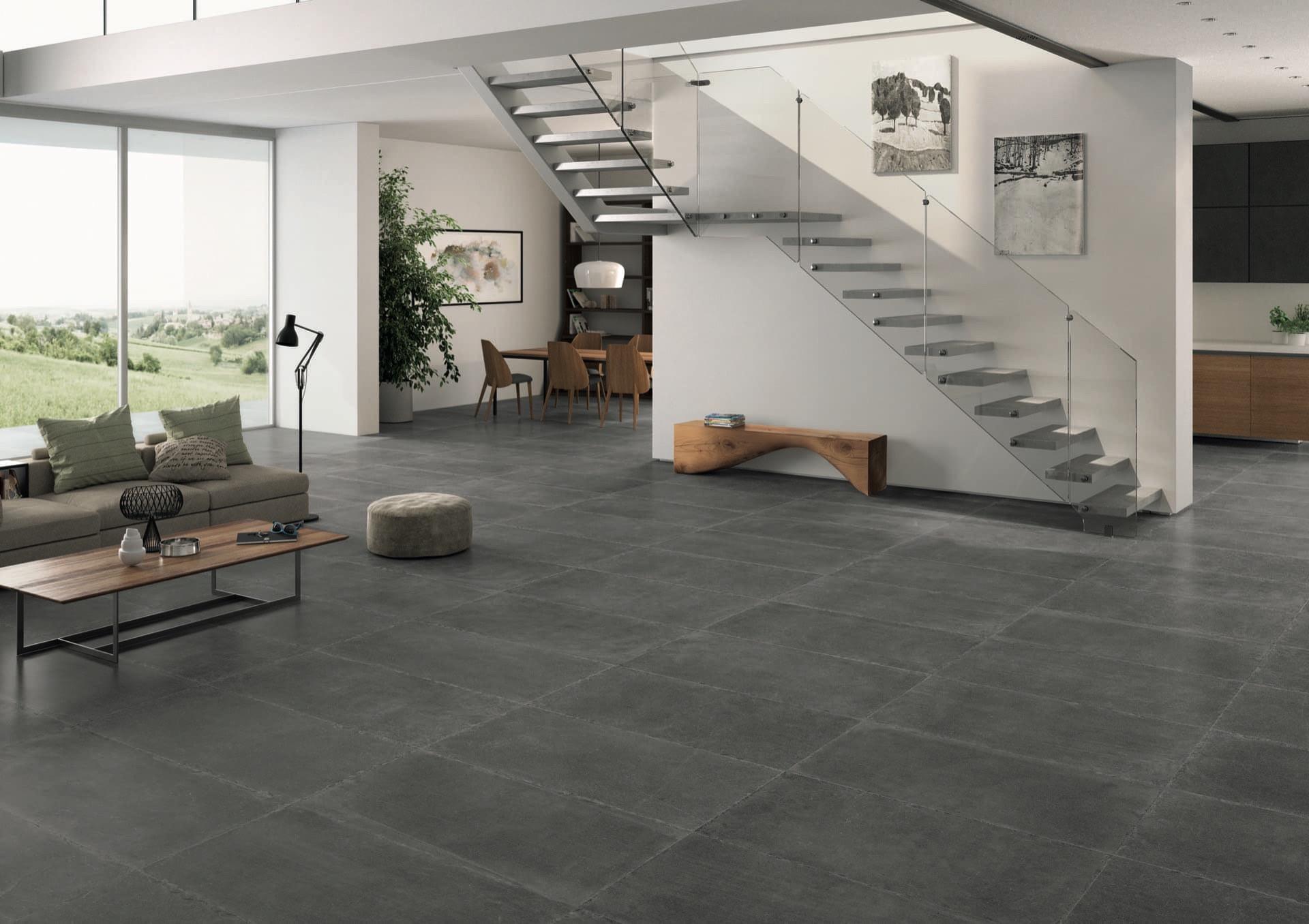 Limestone Dark Nat 60x120 Amb Living