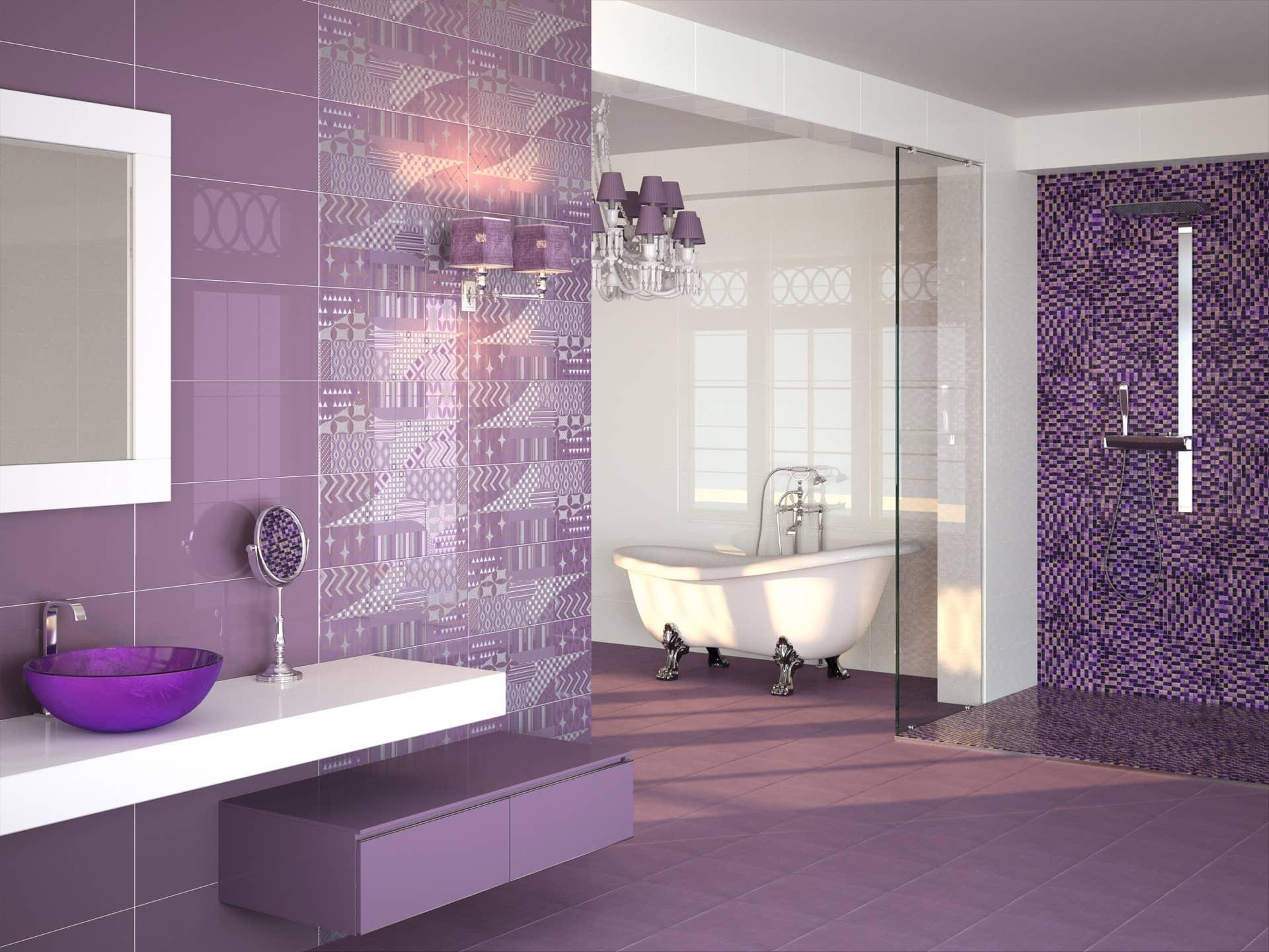 Amb open blanco violeta mosaico Vega dec Sabine copia