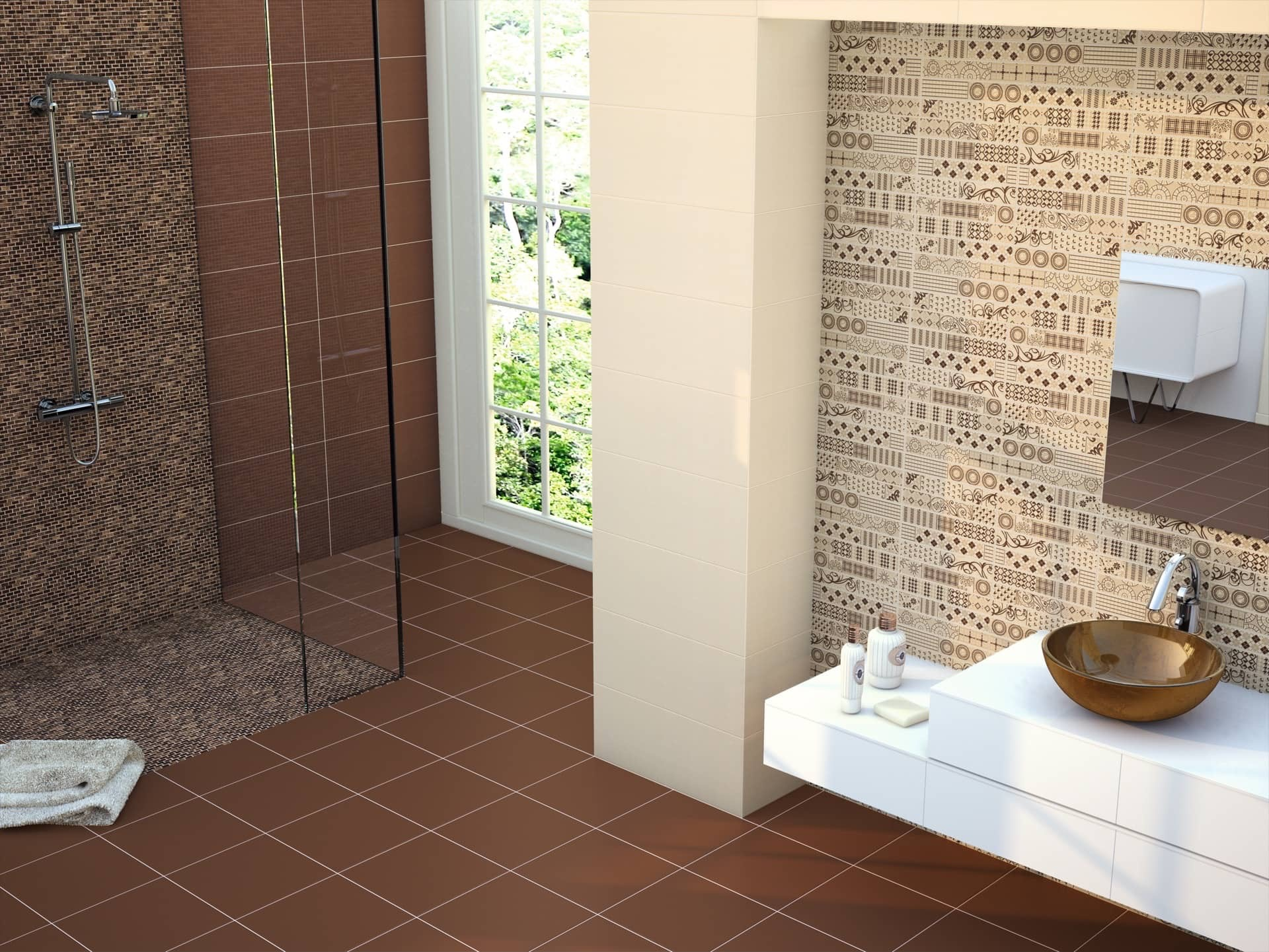 amb open beige chocolate decor sintesis beige mosaico melmac copia