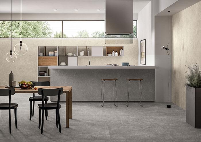 PAN-prime-stone-white-soft-silver-soft-5,5mm-kitchen